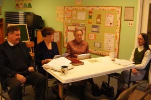 Adult Bible Class.
